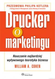 Drucker o marketingu - William Cohen