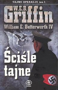 Ściśle tajne - Griffin W,E.B., Butterworth William E.