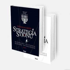 Strategia Syjonu TOM I, TOM II - Douglas Reed