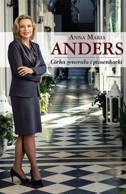 Image of Córka generała i piosenkarki - Anna Maria Anders