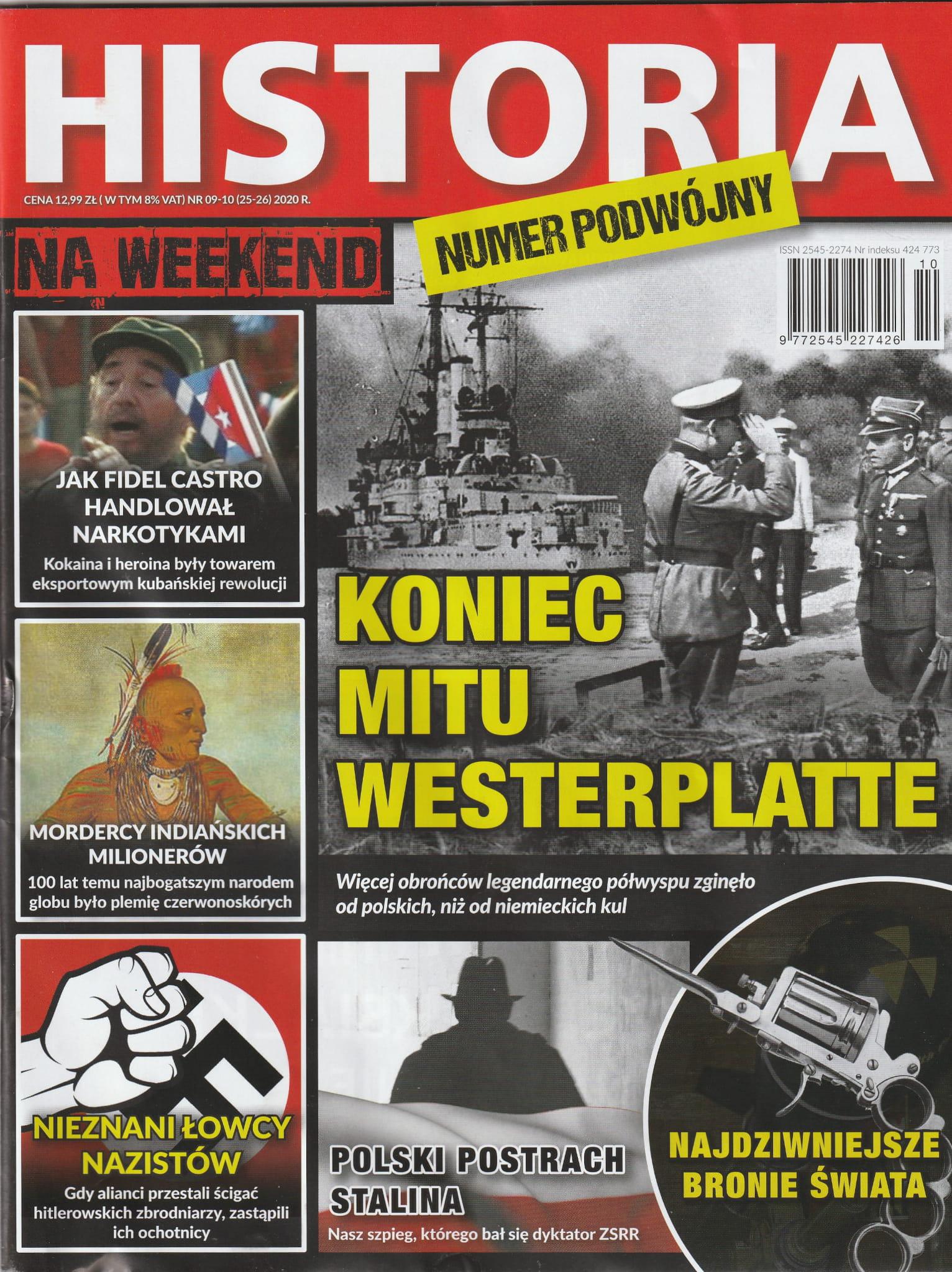 Historia na weekend nr 09-10 (25-26) 2020 r.