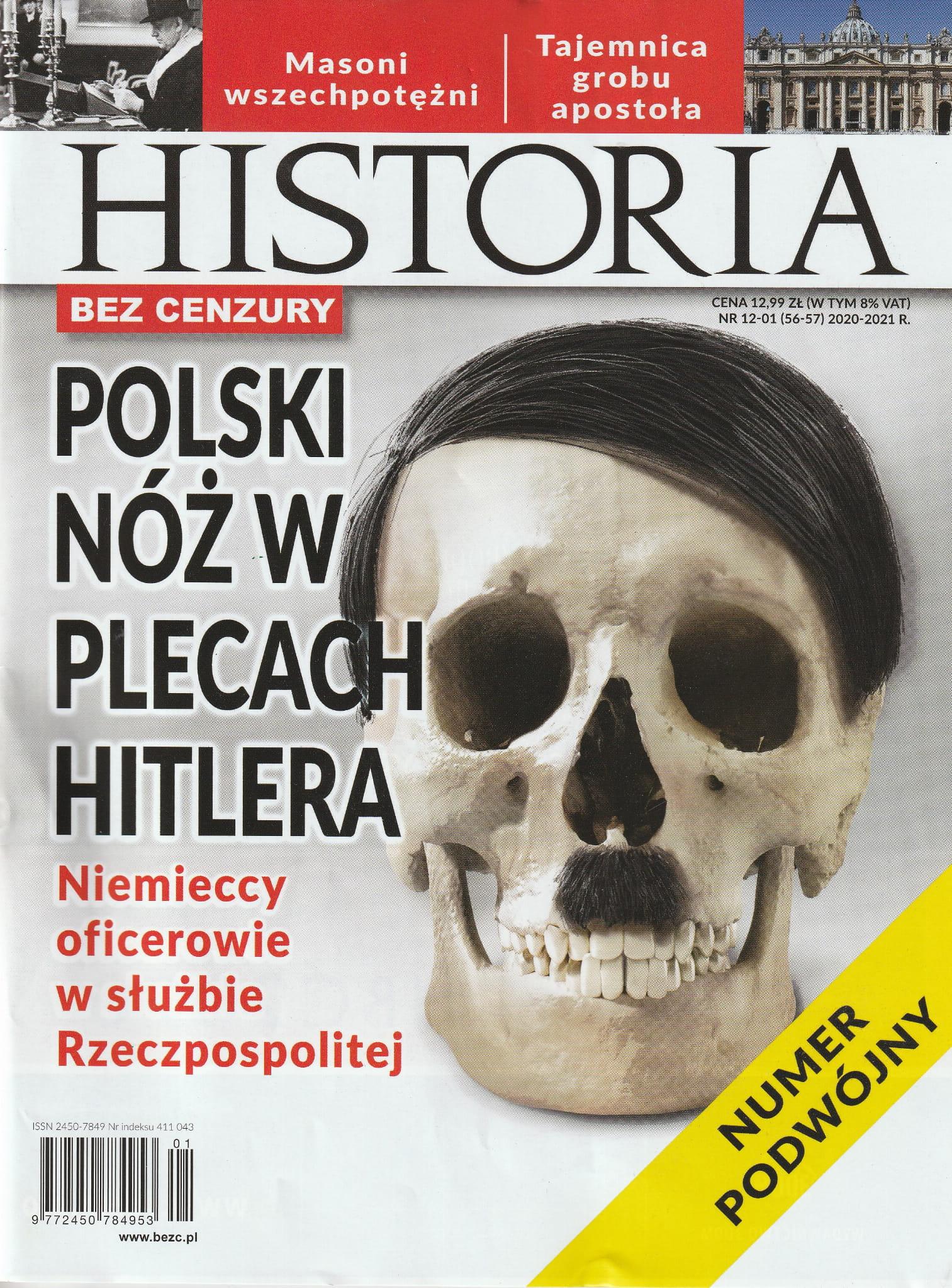 Historia bez cenzury nr 12-01 (56-57) 2020 r.