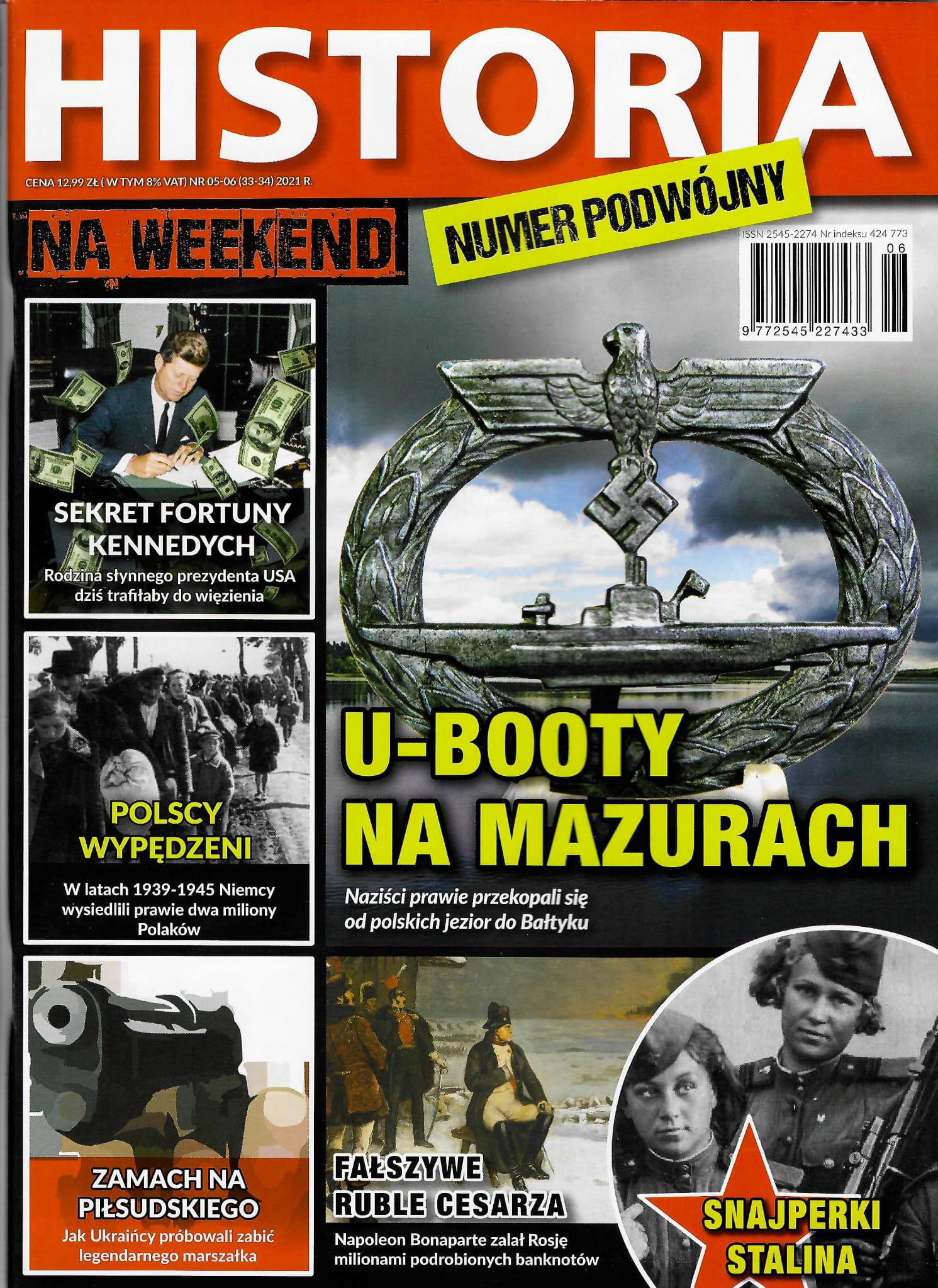Historia na weekend nr 05-06 (33-34) 2021 r.