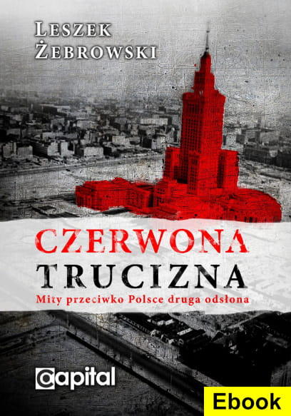 Image of (E-book) Czerwona trucizna - Leszek Żebrowski