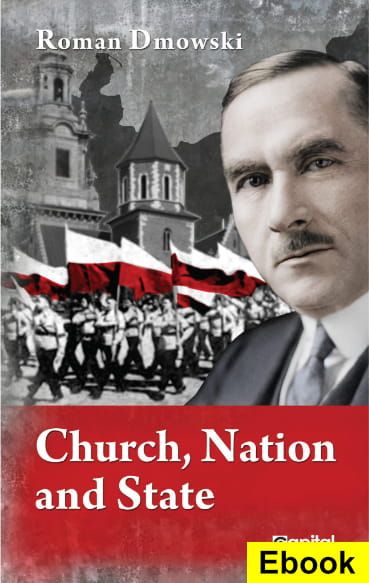 Image of (E-Book) Church, Nation and State - Roman Dmowski