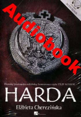 Image of Harda. Audiobook - Elżbieta Cherezińska