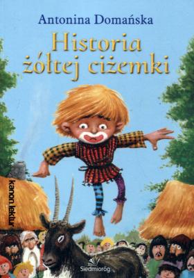 Image of Historia żółtej ciżemki - Antonina Domaniewska