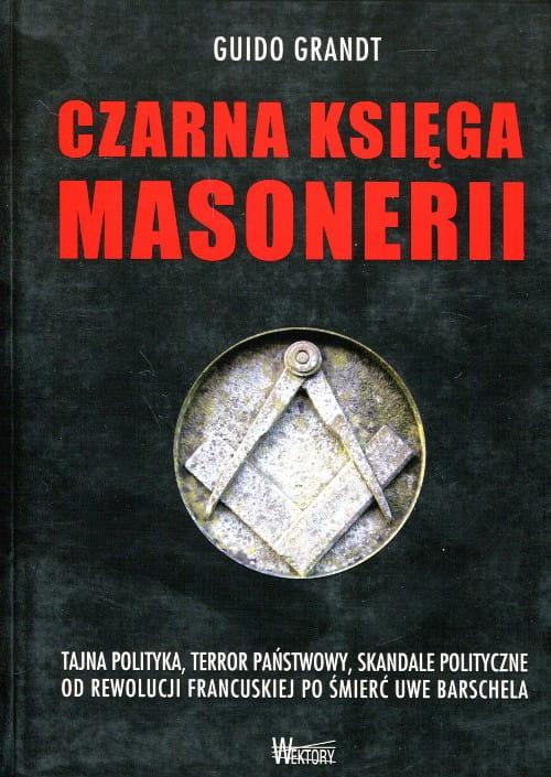 Czarna księga masonerii - Guido Grandt