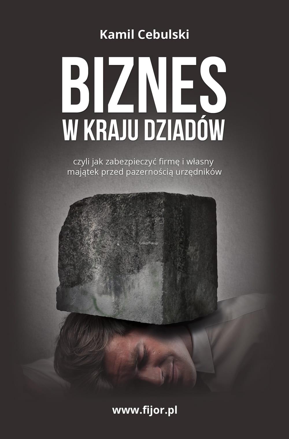 Image of Biznes w kraju dziadów - Kamil Cebulski