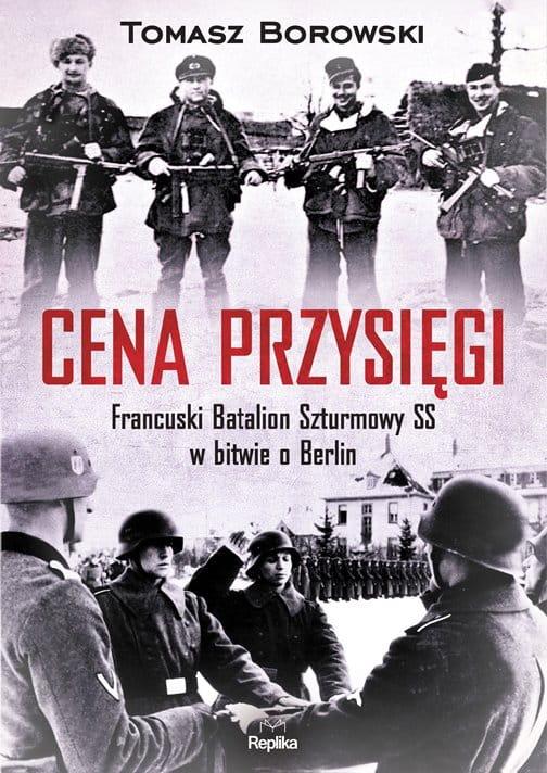 Cena przysięgi - Tomasz Borowski