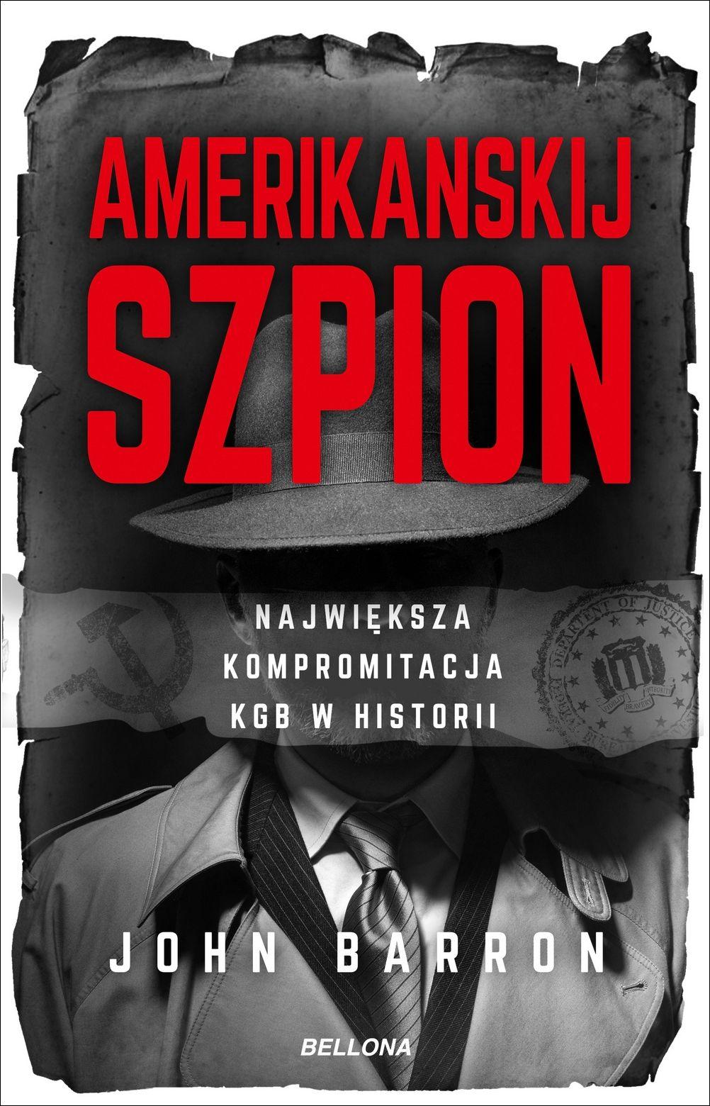 Amerikanskij szpion - John Barron
