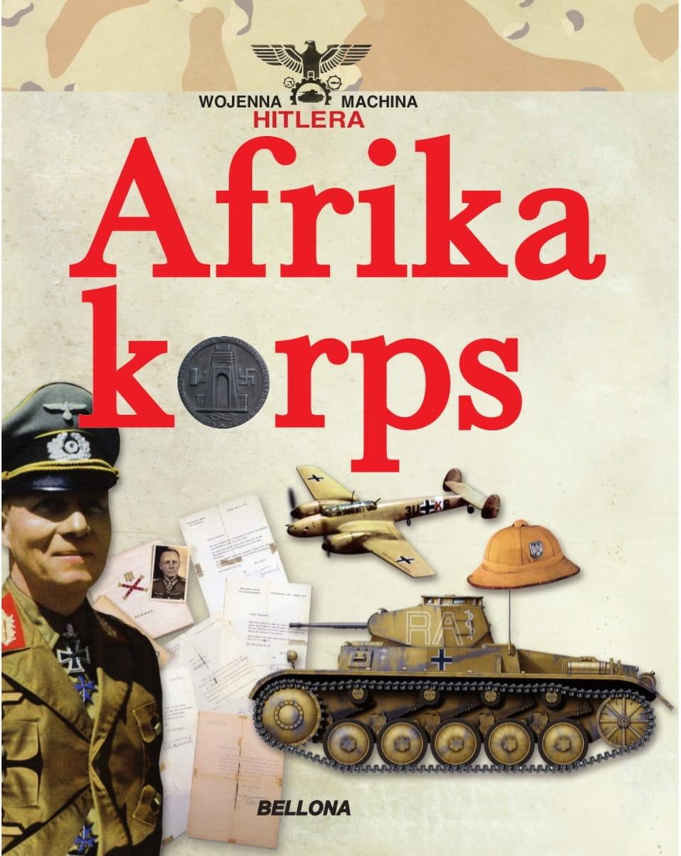 Image of Africa Korps - Juan Vazquez Garcia
