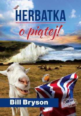 Image of Herbatka o piątej! - Bill Bryson