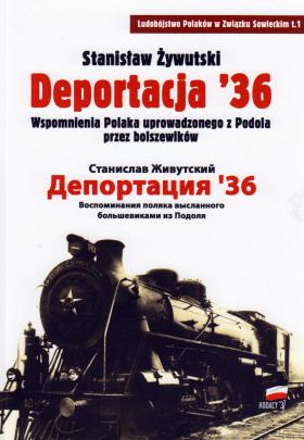 Image of Deportacja 36 - Stanisław Żywutski